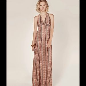 Halter, Maxi, dress by Viereck